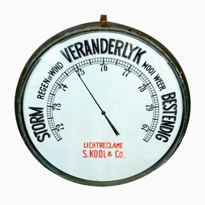 Veranderlyk Barometer
