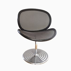 Vintage O-Line Side Chair by Herbert Ohl for Wilkhan Möbel