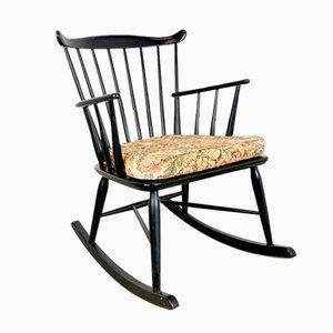 Rocking Chair par Børge Mogensen pour FDB Møbler