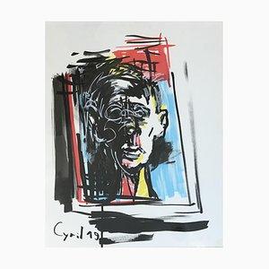 Cyril Buard, Portrait, 2019