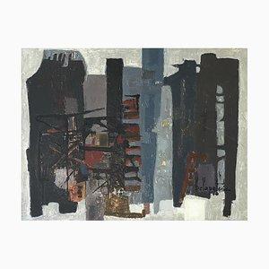 Paul Delapoterie, Constructions N°2, 1960