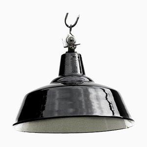 Bauhaus Enamel Lamp