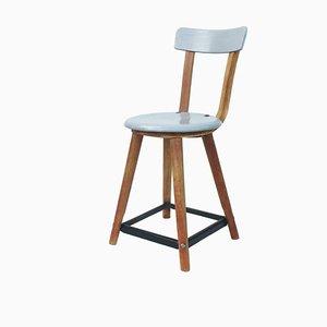 Chaise Bauhaus en Bois