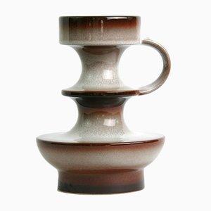 Stoneware Continua Candleholder by Cari Zalloni for Steuler