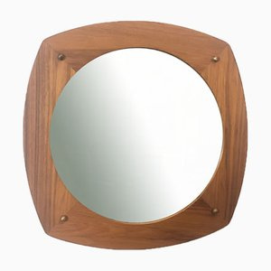 Italienischer Mid-Century Spiegel, 1960er