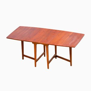 Vintage Scandinavian Folding Table
