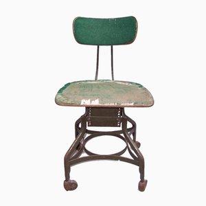 Chaise de Dessinateur Vintage de Toledo