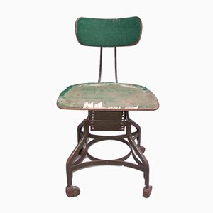 Vintage Draftsman's Chair from Toledo