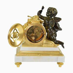 Small Napoleon III Clock