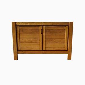 Vintage Elm 2 Door Cabinet