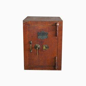 Caja fuerte inglesa vintage