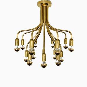 Hollywood Regency Sputnik Ceiling Lamp, 1970