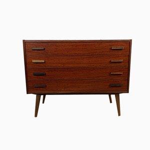 Vintage Scandinavian Rosewood Dresser, 1960s