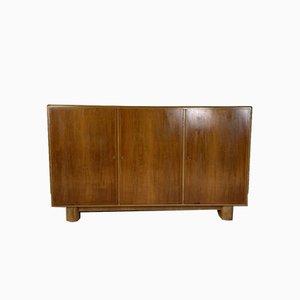 Vintage Brutalist Style Cabinet
