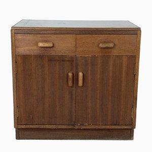 Oak Cupboard from Staverton, 1950s