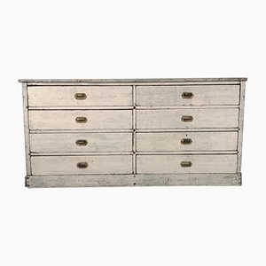 French Painted Chest of Drawers