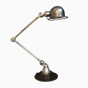 Vintage 2 Arm Floor or Desk Light by Jean-Louis Domecq for Jielde