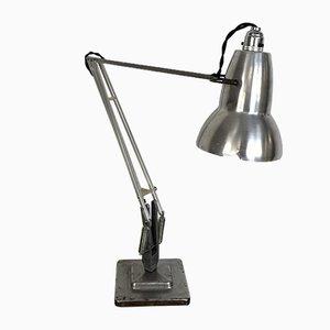 Geschliffene und Polierte Anglepoise Lampe von George Carwardine für Herbert Terry