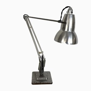 Stripped and Polished Anglepoise Lamp by George Carwardine for Herbert Terry
