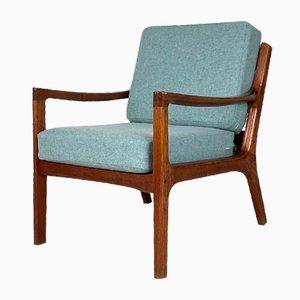 Teak Armchair by Ole Wanscher for France & Son, Denmark, 1960s