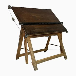 Vintage Draughtsman's Table from Admel