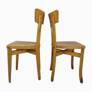 Bistro Baumann Chairs, Set of 8