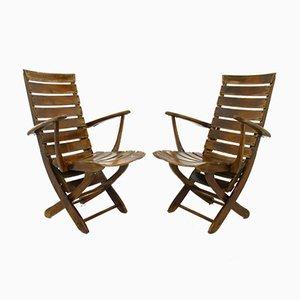 Côte d'Azur Stühle von Rausch, 1960er, 2er Set