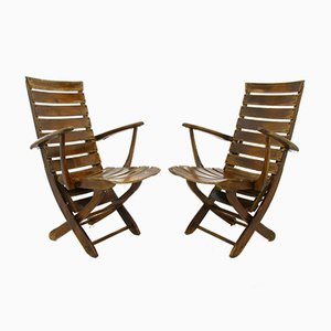 Côte d'Azur Chairs from Rausch, 1960s, Set of 2