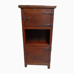 Antique Spanish Two-Door Cabinet