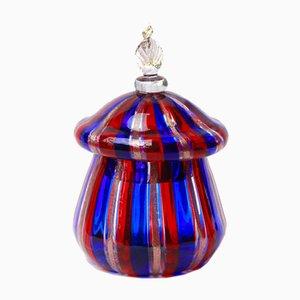 Vintage Murano Bonbonierre Jar, Italy, 1960s