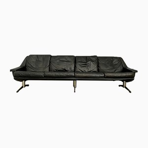 Leather Sofa from Werner Langenfeld