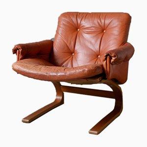 Sessel von Elsa & Nordahl Solheim für Rybo Rykken & Co, 1970er