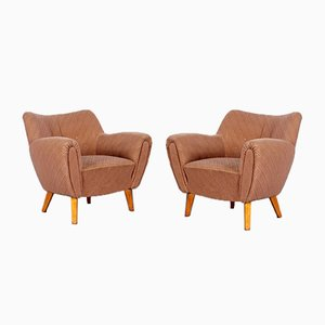 Armchairs, Set of 2