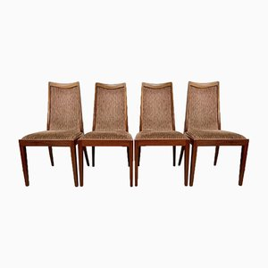 Chaises de Salon Vintage en Teck de G Plan, Set de 4
