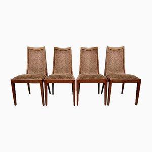 Vintage Esszimmerstühle aus Teak von G Plan, 4er Set