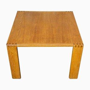 Oak Coffee Table by Esko Pajamies for Asko, Finland, 1960s