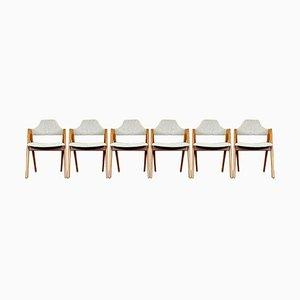 Teak Dining Chair by Kai Kristiansen for Sva Møbler, Denmark, 1960s