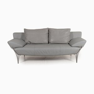 1600 Leather Sofa by Rolf Benz