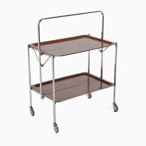 Italian Foldable Bar Cart, 1960s