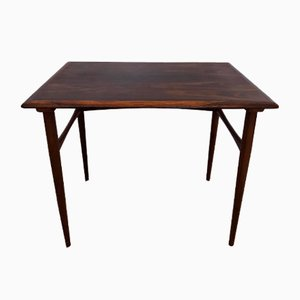 Danish Rosewood Side Table by Paul Hundevad, 1960s
