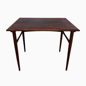 Table d'Appoint en Palissandre par Paul Hundevad, Danemark, 1960s