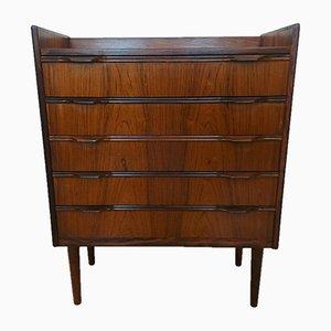 Dänische Kommode aus Palisander von Knud Nielsen von Solution Furniture Factory