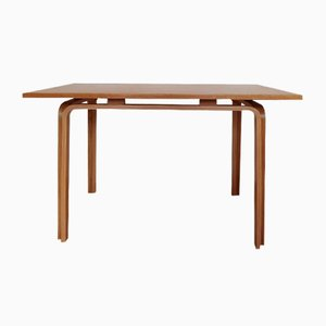 Oak Vintage Table by Ludvik Volak, 1960s