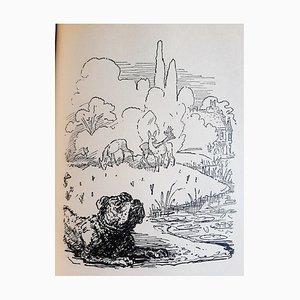 Ligeia und Andere Novellen, Book Illustrated by Alfred Kubin, 1920