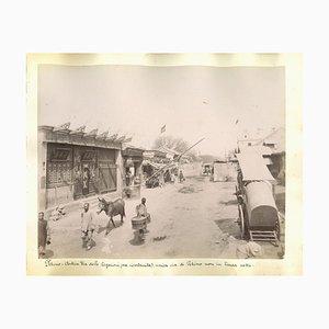 Vues Inconnues, Vues Antiques de Pékin, Albumches, 1890s, Set de 2