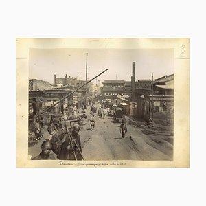 Vues Inconnues, Vues Antiques de Tientsin, Albumches, 1890s, Set de 6