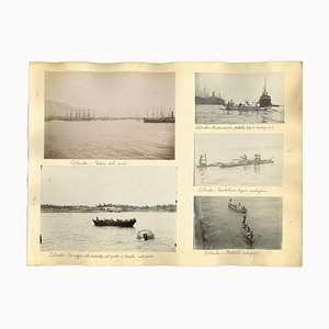 Unknown, Ancient Views of Colombo, Albumen Prints, 1880s/90s, Set of 6