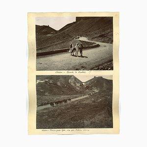 Unknown, Ancient Views of Aden, Original Albumen Print, 1880s/90s