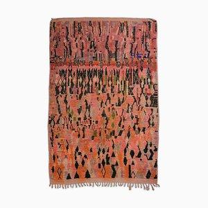 Geometric Moroccan Berber Carpet