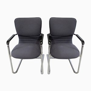 20th Century Armchairs from Comforto Haworth, Set of 2